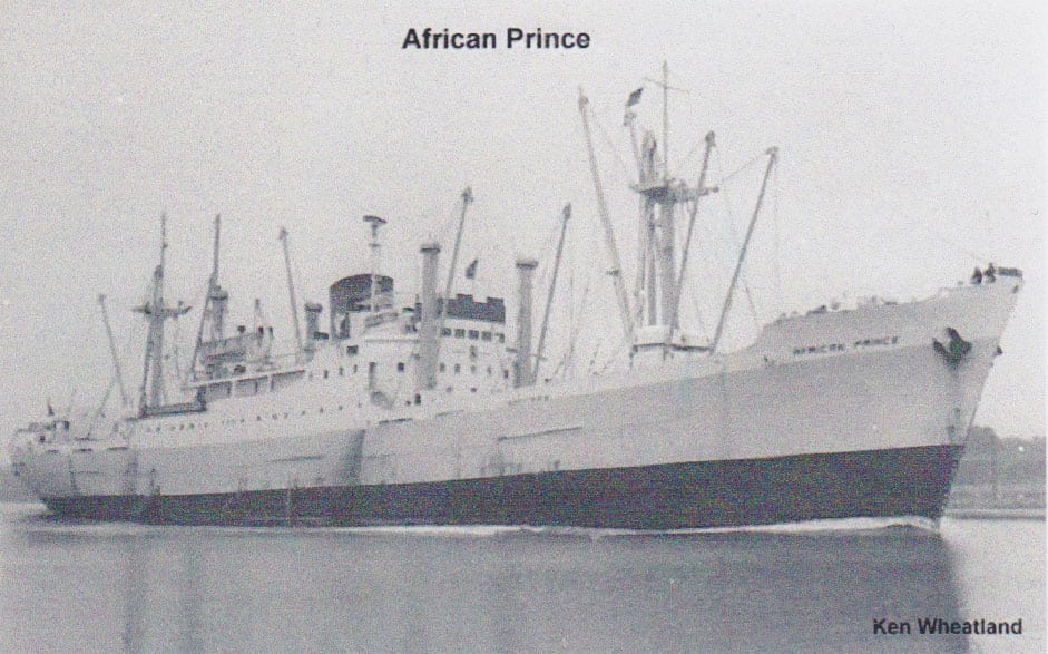 African-Prince